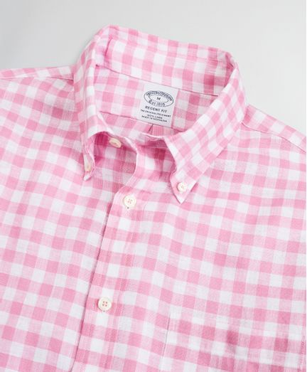 Camisa-Sport-Lino-Regent--Fitted--Brooks-Brothers