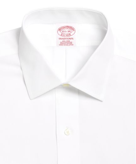 Camisa-de-Vestir-Non-Iron-Algodon-Supima®-Cuello-Ainsley-Traditional--Relaxed--Brooks-Brothers