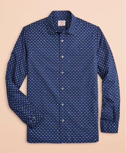 Camisa-Sport-Estampado-Algodon-Red-Fleece-Brooks-Brothers