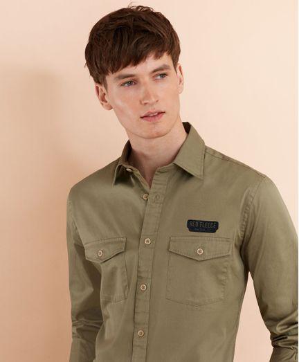 Camisa-Sport-Twil-Algodon-Red-Fleece-Brooks-Brothers