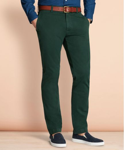 Pantalon-Casual-Red-Fleece-Brooks-Brothers