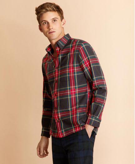 Camisa-Sport-Franela-Algodon-Red-Fleece-Brooks-Brothers