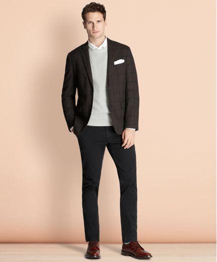 Pantalon-Casual-Red-Fleece-Brooks-Brothers