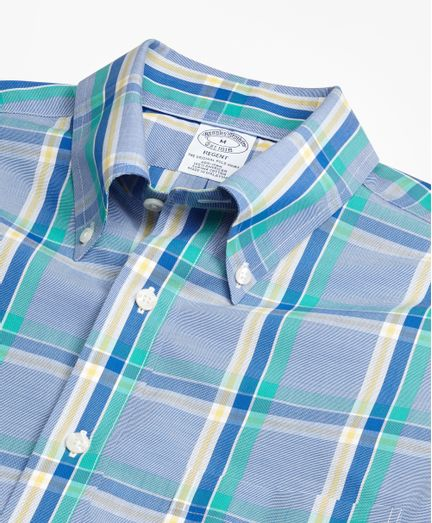 Camisa-Sport-Non-Iron-Algodon-Supima®-Regent--Fitted--Brooks-Brothers