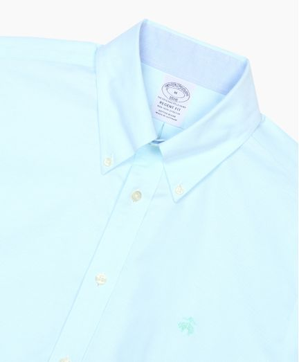 Camisa-Sport-Oxford-Non-Iron-Algodon-Supima®-Regent--Fitted--Brooks-Brothers