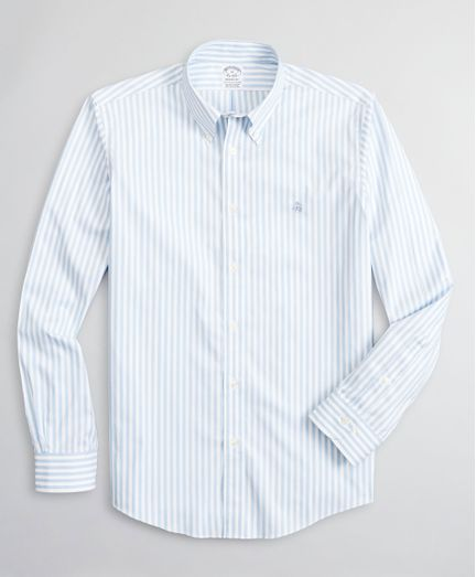 Camisa-Sport-Pinpoint-Non-Iron-Algodon-Supima®-Regent--Fitted--Brooks-Brothers