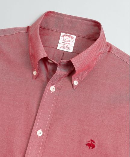 Camisa-Sport-Pinpoint-Non-Iron-Algodon-Supima®-Madison--Classic--Brooks-Brothers