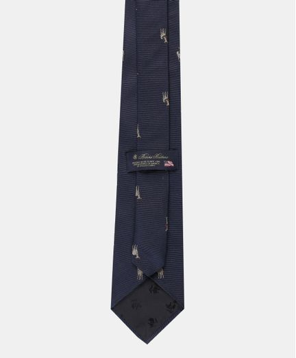 Corbata-con-Estampado-Navideño-Brooks-Brothers