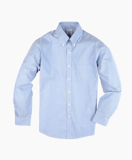 Camisa-de-Vestir-Non-Iron-Algodon-Cuello-Button-Down-Regent--Fitted--Brooks-Brothers