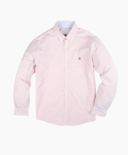 Camisa-Sport-Oxford-Stretch-de-Algodon-Regent--Fitted--Brooks-Brothers