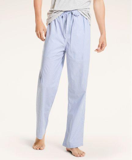 Pijama-de-Algodon-Pantalon-Brooks-Brothers